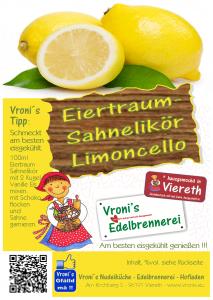 Eiertraum Limoncello
